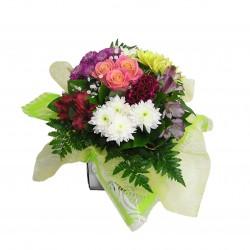 Bouquet poche d'eau