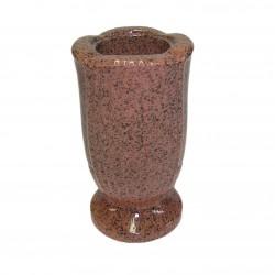 Vase céramique rond balmoral