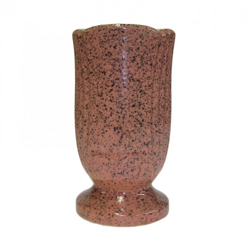 vase c ramique rond balmoral d cor. Black Bedroom Furniture Sets. Home Design Ideas