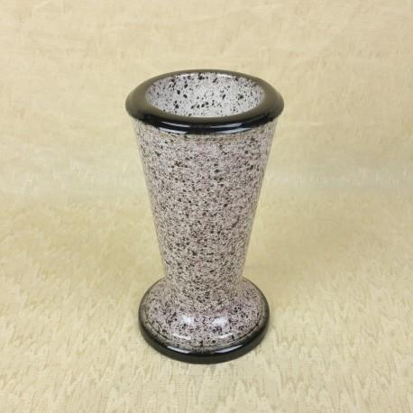 Vase céramique rond tarn