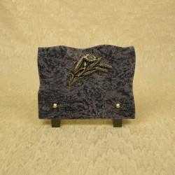 plaque granite